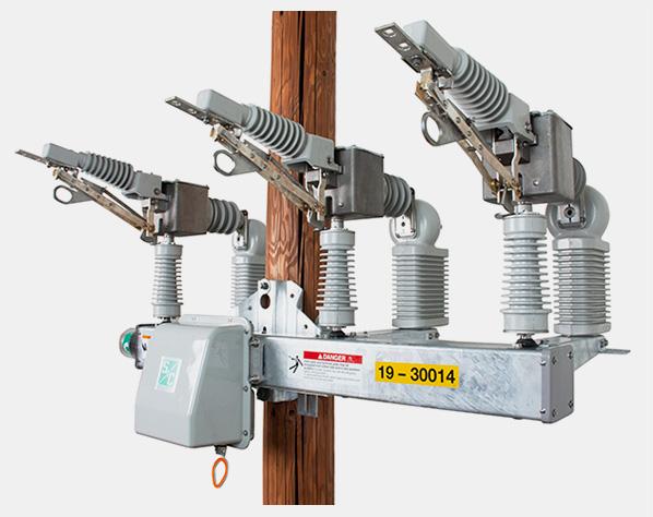 Vista Underground Distribution Switchgear: Scada-Mate® SD Switching Systems